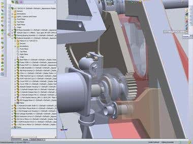 Mechanical Enginnering Desing / SolidWorks