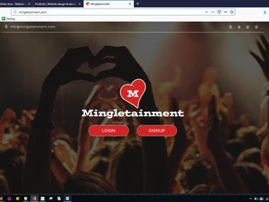 MINGLETAINMENT (Dating website)