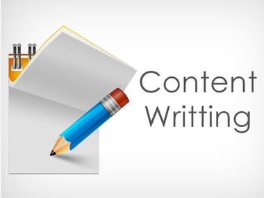 Content Writing (health and lifestyle)