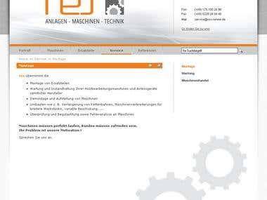 www.res-rehme.de - res Rehme Website