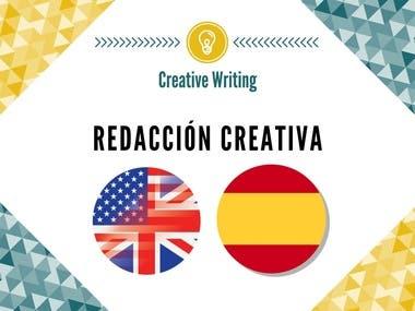 Redacción creativa