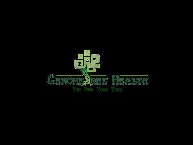 Genometree Health Logo