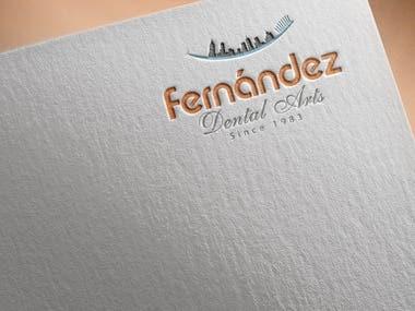 Fernandez Dental Arts Logo