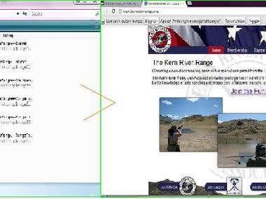 PSD to HTML (12 psd)