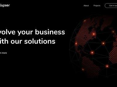 Jupser Website