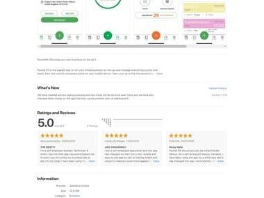Pocket PA (iOS Application Made by croonials.com
