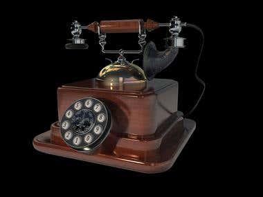Sultan vintage phone