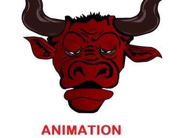 Animated BULL