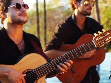 Gerudo Vally music video