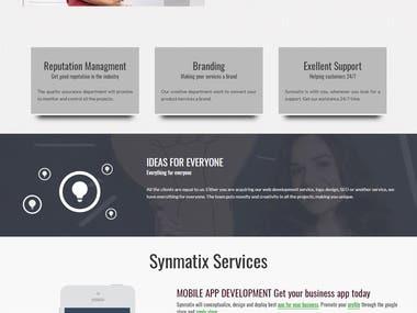 Web design and Development- SEO-Digital Marketing Solutions