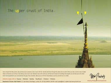 Tourism Magazine Ads