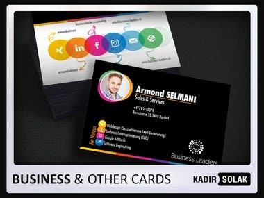 Business & Other Card