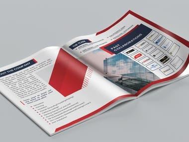 Brochure Design...