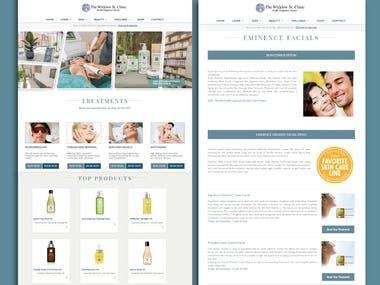 Clinical Website