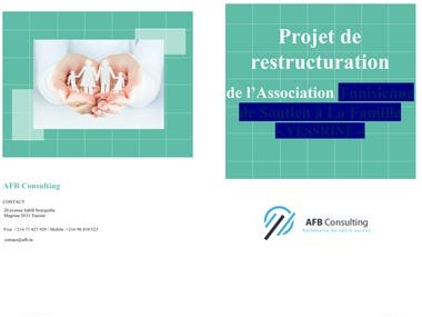Restructuring project