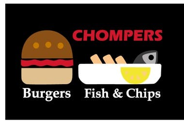 Logo Chompers