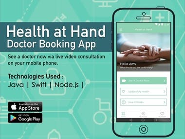 Health at Hand - Online Doctor Consultation