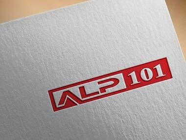 Design a logo for new company- Logo Name: ALP 101