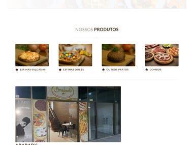 ARABAD S – Esfiharia Gourmet FOOD