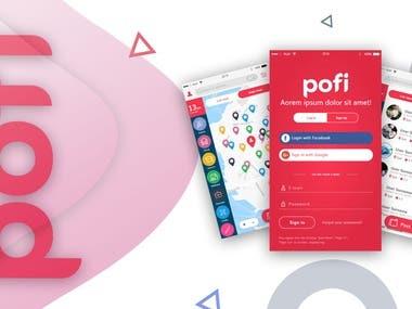 Pofi | Service Marketplace / Platform