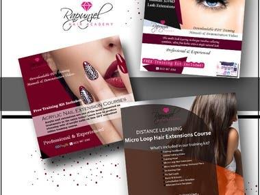 Rapunzel Hair Academy: 360 Digital Marketing