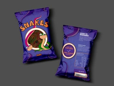 Candy Snakes