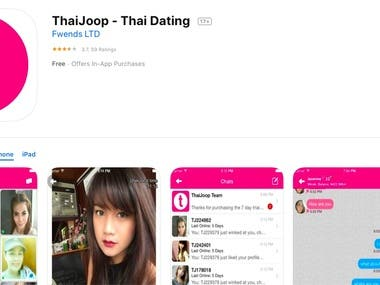 ThaiJoop - Thai Dating