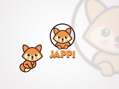 Cute Fox Mascot