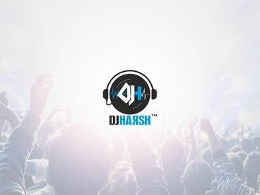 Logo   DJ Harsh