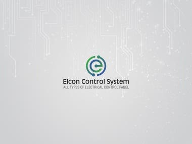Logo Design   Elcon