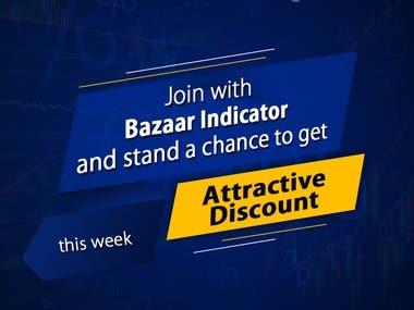 Social Media Creatives   Bazaar Indicator