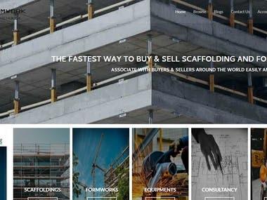 Formwork Warehouse - Web Development
