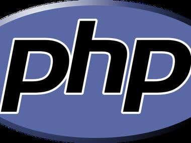 PHP/MySQL, Wordpress, HTML/CSS coder
