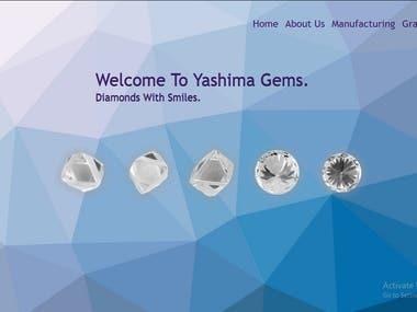 Responsive Web Development | Yashima Gems