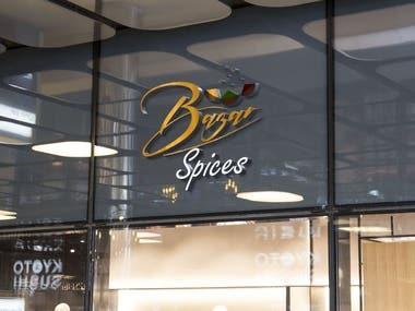 bazar spices logo