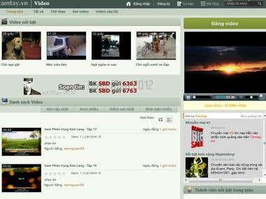 tamtay.vn Social using Drupal