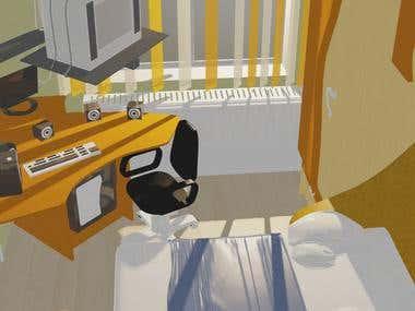 My Room 3D