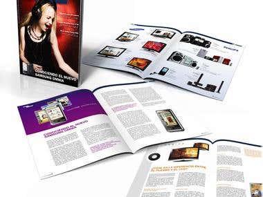 Diseño y diagramación de revista