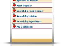 Development of Cooking Recipe Site
