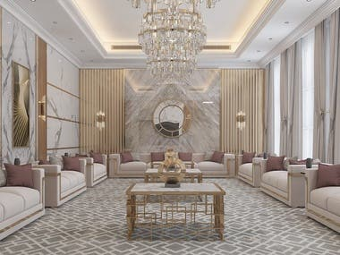 Men & Women Majles II Design