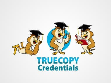 Mascot Design for Electronic Transcripts