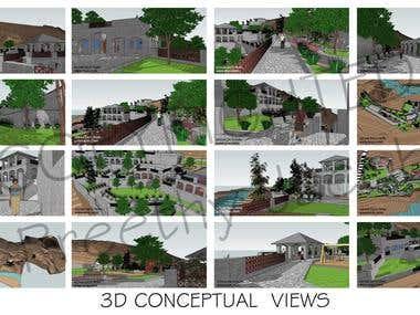 Conceptual views