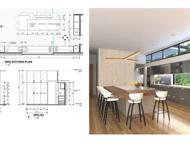 INTERIOR AND JOINERY DESIGN