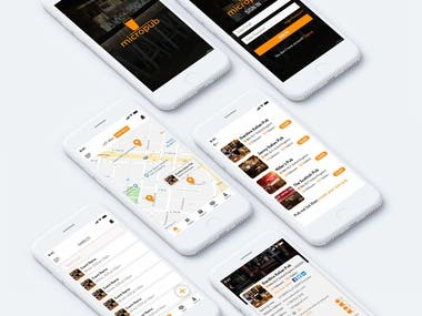 Pub management App