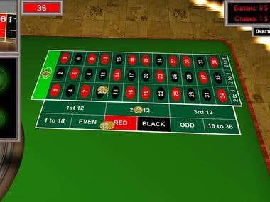 3D Casino Game