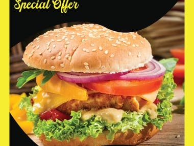 Super Fast Food Leaflet 01