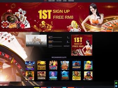 Casino Game Site