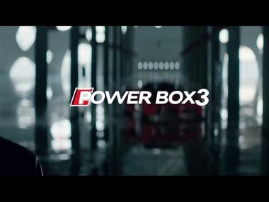 PROMO: POWER BOX FOR FERRARI