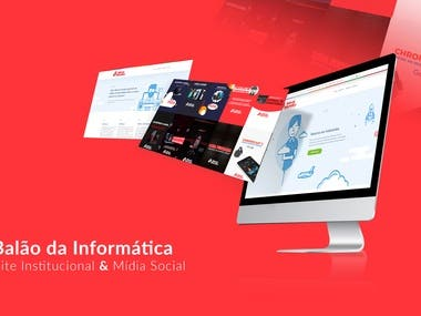 Social media management and website creation