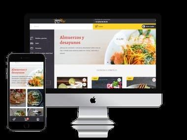 Espanoel - Food Deliver